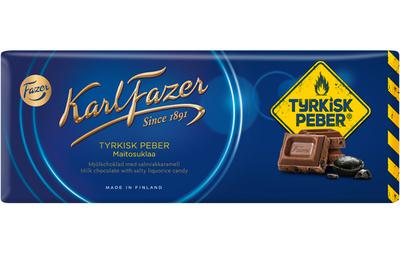 Fazer Tyrkisk Peber Chocolate