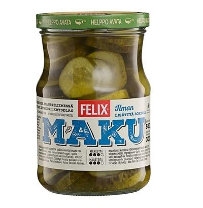 Felix Maku viipale kurkkuja