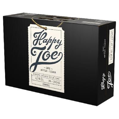 Happy Joe Dry Apple