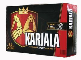 Karjala IV 5,3% 24 x 33 cl