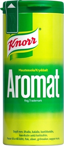 Knorr Aromat Maustesuola