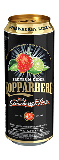 Kopparberg Strawberry-Lime