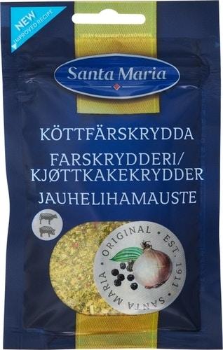 Santa Maria Jauheliha mauste