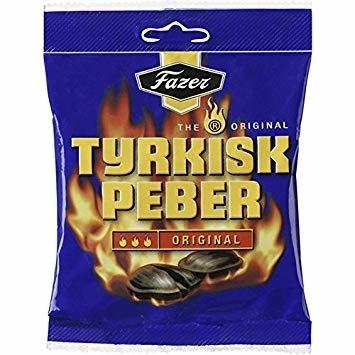 Tyrkisk Peber Original