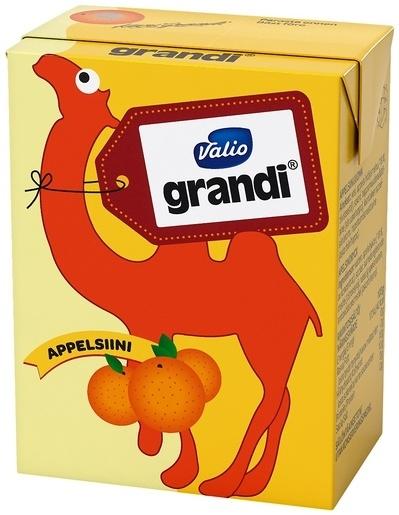 Valio Grandi Appelsiini