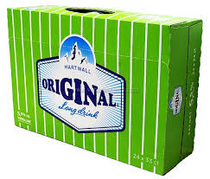 Original Long Drink Vodka-Lime 5,5% 24x 33cl