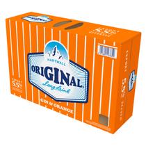 Original Longdrink Orange 5,5% 24 x 0,33l